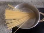 cocinar la pasta
