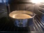 hornear pastel de calabaza