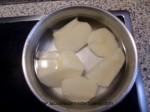 cocinar las patatas