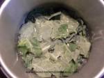 cocer las hojas de berza