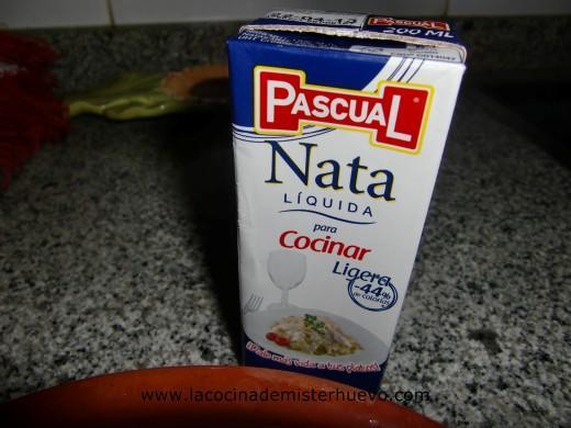 Related keywords suggestions for nata liquida para cocinar - Nata liquida para postres ...