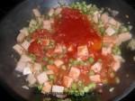 incorporar tomate en lata