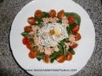 condimentar la ensalada
