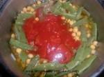 añadir tomates