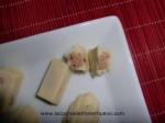 corte de bombones salados