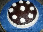 decorar tarta dobos con nata