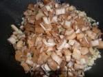 cocinar pies de champiñones