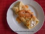 crepe salado relleno pescado y marisco