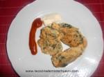 tortilla de acelgas con jamon