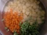 cocinar la verdura