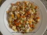 ingredientes ensaladilla rusa