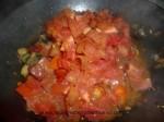 sofreir el tomate
