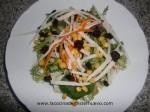 preparar ensalada de surimi