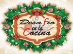 logo navideño desafio en la cocina