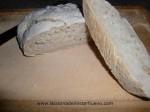 pan rustico, pan comun