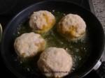 freir huevos rebozados