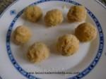 rebozar bolitas de patata y atun