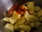 cocinar patatas