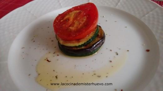 verdura a la plancha