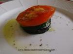 condimentar verdura a la plancha