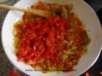 sofrito con tomate