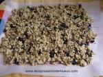 mezcla para barritas de cereales