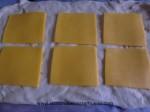 rellenar masa con queso