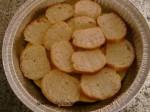 capa de panecillo para tarta