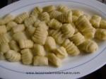 cocinar gnocchi, cocinar ñoquis