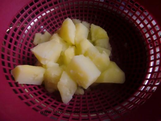 La cocina de mister huevo recetas de cocina y buena comida - Tiempo para cocer patatas ...