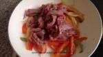 cocinar ternera con verduras