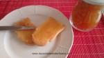 mermelada de manzana, canela y jengibre
